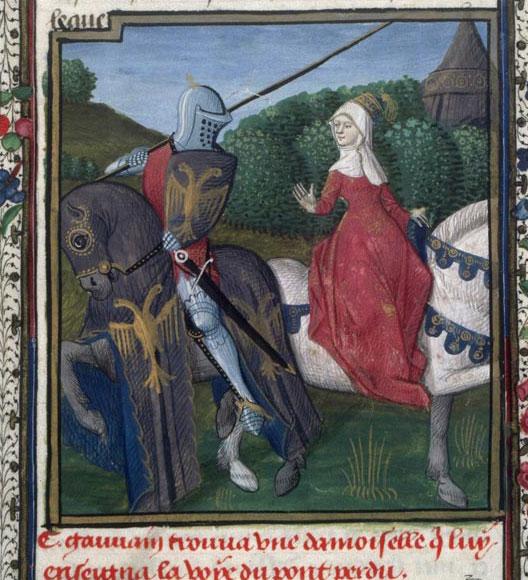 La l gende du roi arthur chevaliers table ronde et - Tristan le chevalier de la table ronde ...