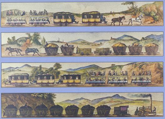 24 ao t 1837 inauguration de la voie ferr e paris saint germain. Black Bedroom Furniture Sets. Home Design Ideas